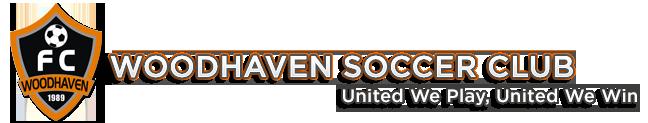 Woodhaven Soccer Club Logo